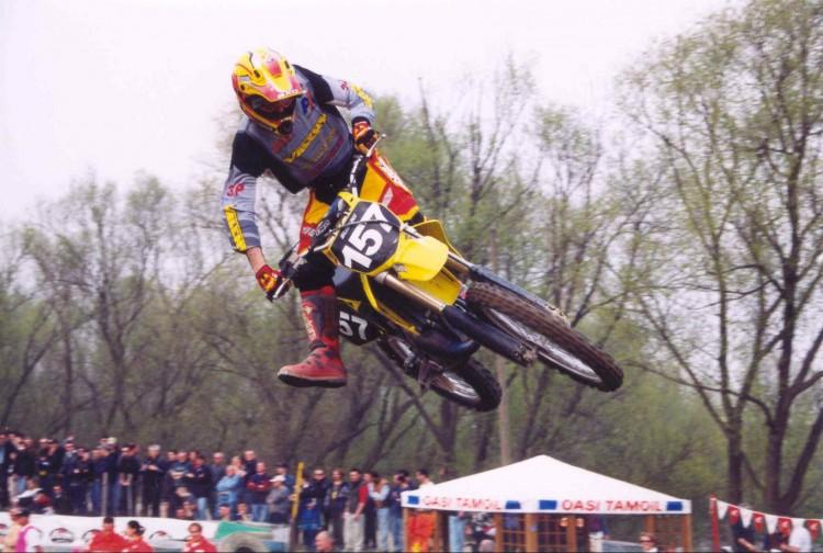 Fonds d'écran Motos Motocross Wallpaper N°53862