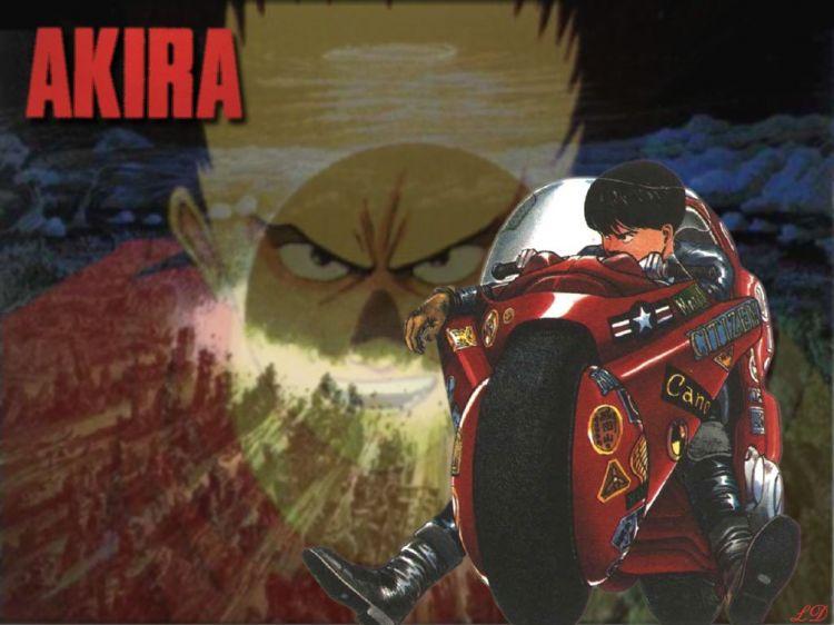 Fonds d'écran Manga Akira Wallpaper N°48451