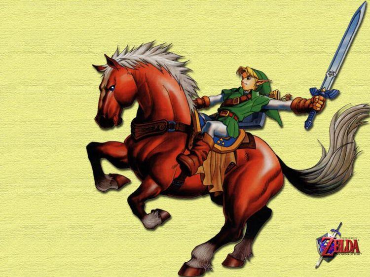 Fonds d'écran Jeux Vidéo Zelda Wallpaper N°35821