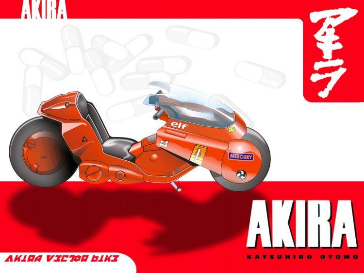 Fonds d'écran Manga Akira Wallpaper N°48462