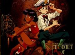Fonds d'écran Manga Image sans titre N°49597