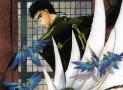 Fonds d'écran Manga Image sans titre N°48720
