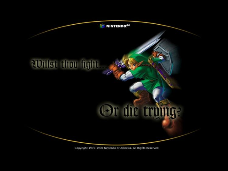 Fonds d'écran Jeux Vidéo Zelda Wallpaper N°35813