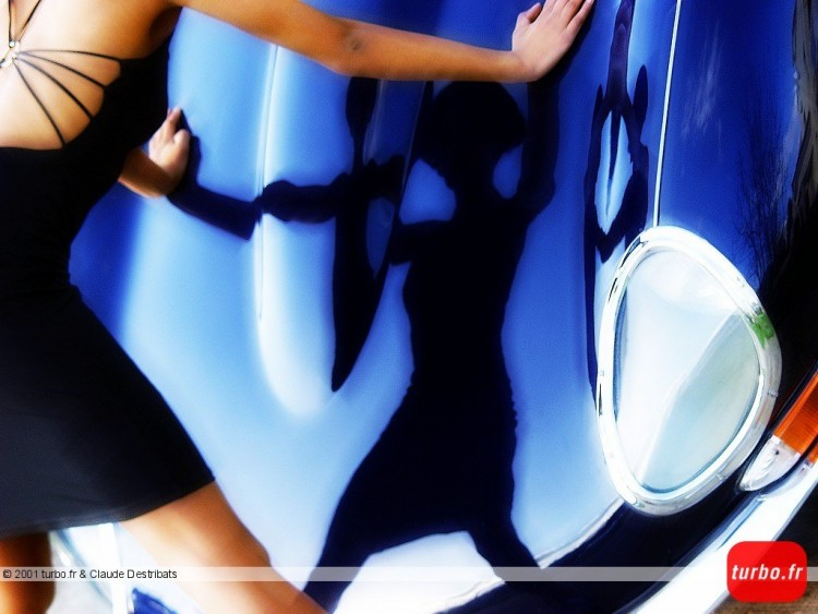 Wallpapers Cars Girls and cars Wallpaper N°52251