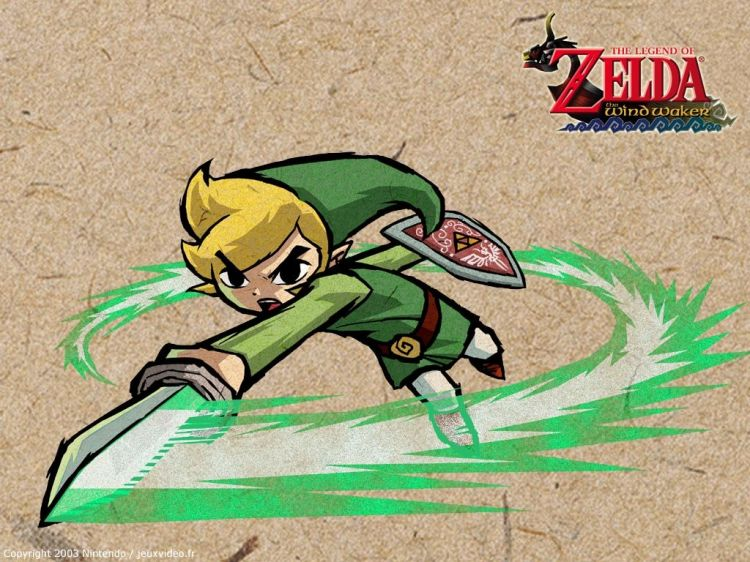 Fonds d'écran Jeux Vidéo Zelda Wallpaper N°36579