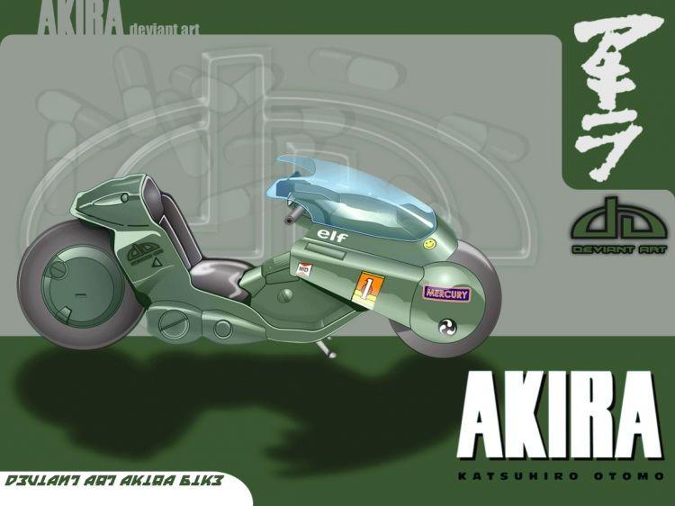 Fonds d'écran Manga Akira Wallpaper N°48459