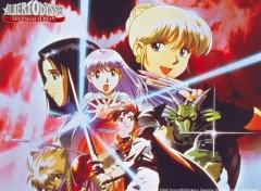 Fonds d'écran Manga Image sans titre N°48463