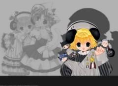 Fonds d'écran Manga
