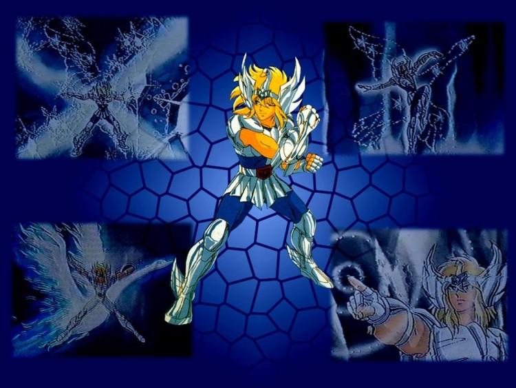 Fonds d'écran Manga Saint Seiya - Les Chevaliers du Zodiaque Wallpaper N°50457