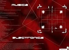 Fonds d'écran Musique Musica Electronica