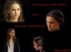 Wallpapers Movies padmé amidala