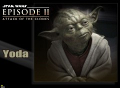 Wallpapers Movies Star Wars - Yoda