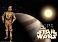 Wallpapers Movies Star Wars - C3PO
