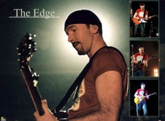 Fonds d'écran Musique The Edge - Elevation Tour
