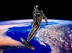 Wallpapers Comics Silver Surfer