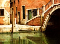 Wallpapers Art - Painting venise 1