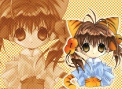 Fonds d'écran Manga Petit Charat