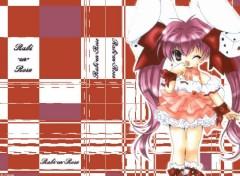 Fonds d'écran Manga Rabi~en~Rose