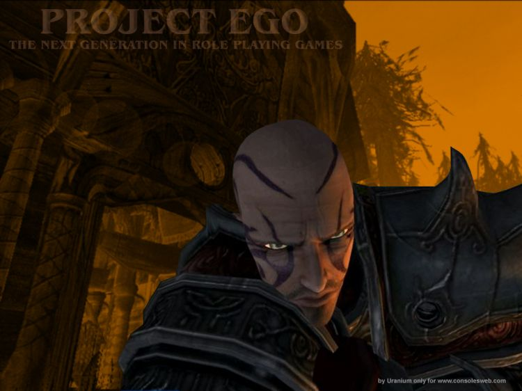 writing a fable project ego