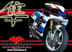 Wallpapers Motorbikes GSX-R 1300 Hayabusa