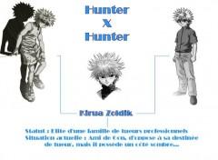 Fonds d'écran Manga Kirua