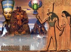 Wallpapers Digital Art Egyptian Art
