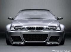 Fonds d'écran Voitures BMW M3 CUP