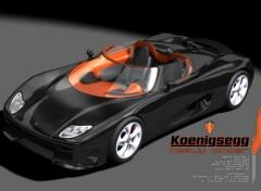 Fonds d'écran Voitures Koenigsegg