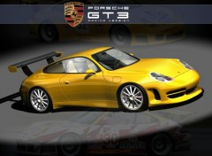 Fonds d'écran Voitures Porsche GT3 Racing Version