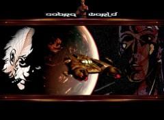 Fonds d'écran Dessins Animés Cobra Adventure v2
