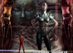 Fonds d'écran Dessins Animés Cobra Girls v2