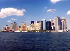 Fonds d'écran Voyages : Amérique du nord South Manhattan