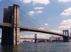 Fonds d'écran Voyages : Amérique du nord Le Pont de Brooklynn