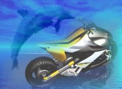 Wallpapers Motorbikes Aquamoto