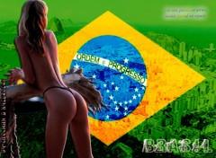 Fonds d'écran Voyages : Amérique du sud Belle Brésillienne