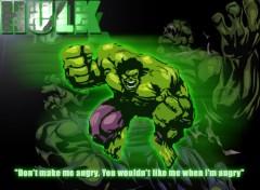 Fonds d'écran Comics et BDs the incredible hulk