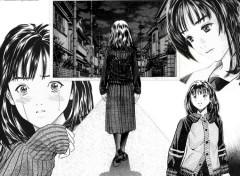 Fonds d'écran Manga iori