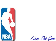 Fonds d'écran Sports - Loisirs NBA logo