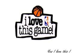Fonds d'écran Sports - Loisirs I love this game