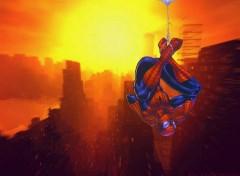 Fonds d'écran Comics et BDs Peter Parker