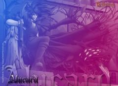 Fonds d'écran Manga Ruthay Hellsing 02