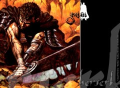 Fonds d'écran Manga Ruthay Berserk 01