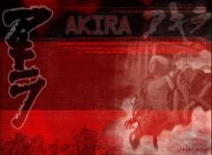 Fonds d'écran Manga akira trash