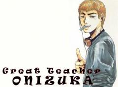 Wallpapers Manga Onizuka
