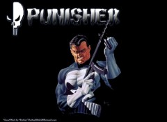 Fonds d'écran Comics et BDs Ruthay Punisher 02