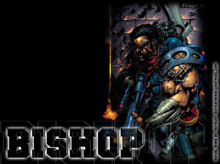 Bishop marvel wallpaper - photo#14
