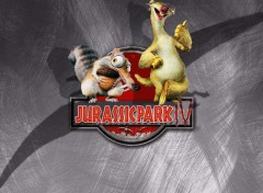 Wallpapers Humor Jurassic Park IV