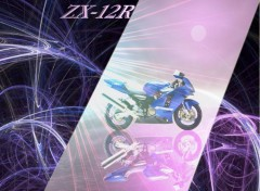 Wallpapers Digital Art ZX-12R