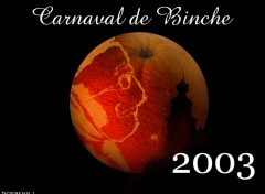Wallpapers Brands - Advertising Carnaval de binche