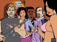 Wallpapers Video Games GTA : Vice City Perso